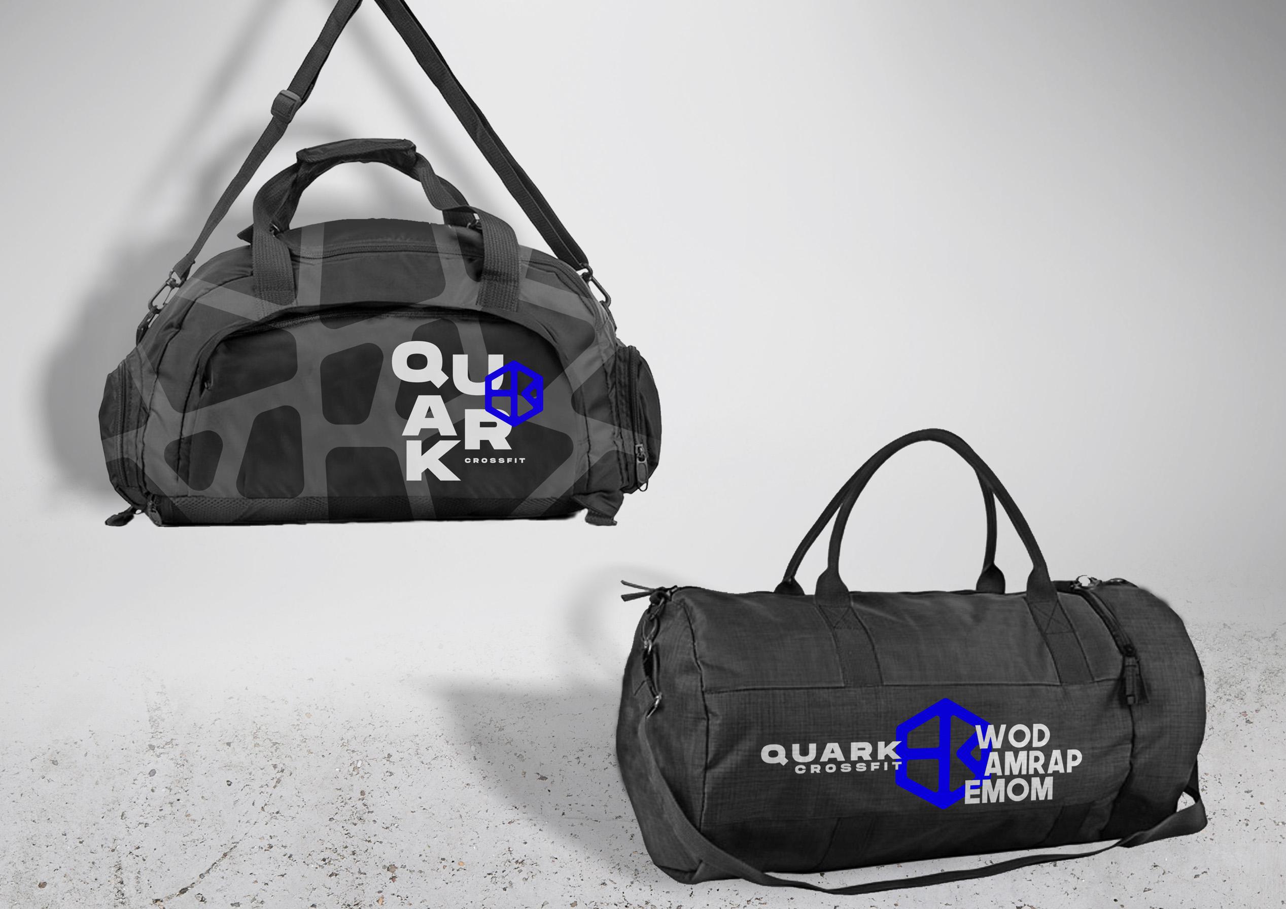 sacola marca logotipo