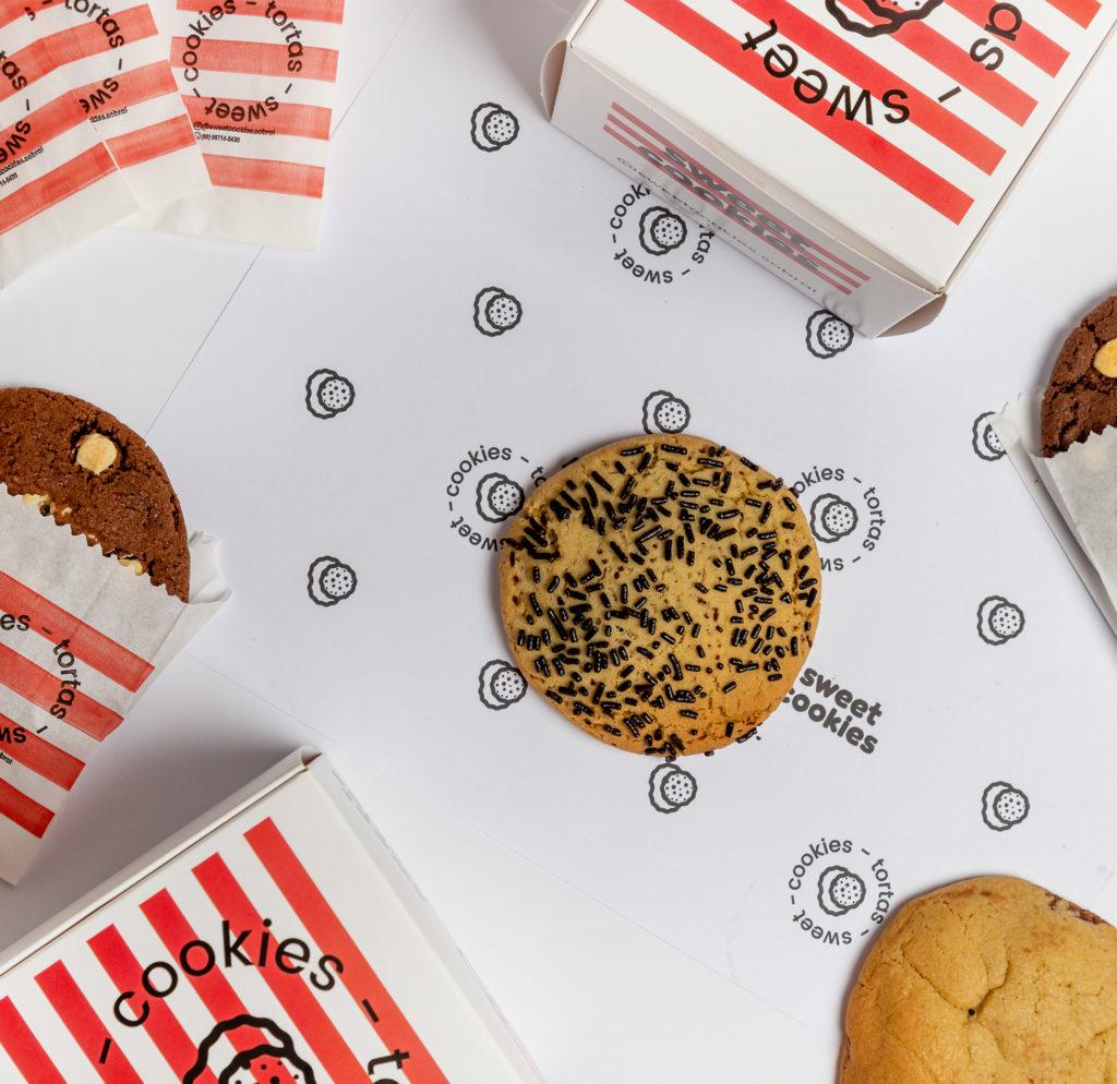 sweet cookies capa